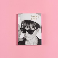 Icons of Style - 20pc Postcard Book