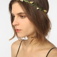 UrbanOutfitters.com > Floral Crown Headwrap