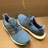 ADIDAS ULTRABOOST [BA8844] BLUE NO NMD PURE YEEZY UNCAGED BOOST Y3 Sz 11.5