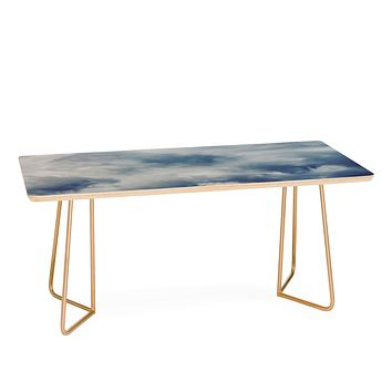 Leah Flores Clouds 1 Coffee Table