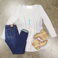 Layers on Layers Top $44.00