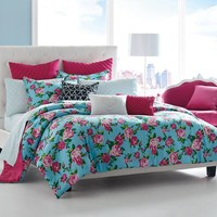 Betsey Johnson® Boudoir Comforter Set