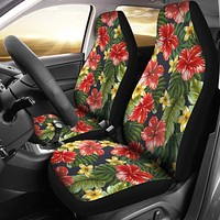 Hawaiian Pattern Car Seat Covers
