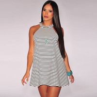 New Fashion Summer Sexy Women Dress Casual Dress for Party and Date = 4591909956