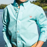 The Gadwall Gingham - Wrinkle-Free - Youth