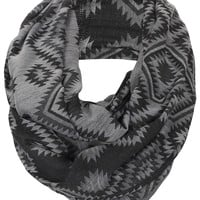 Jaquard Snood - Scarves - Accessories - Topshop USA