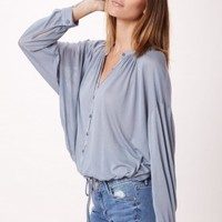 COZY CAFTAN TOP