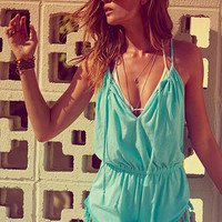 Tassel Cover-up Romper - Victoria's Secret