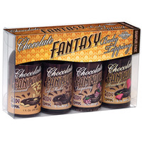 Chocolate Lovers Body Topping - 1 Oz Pack Of 4