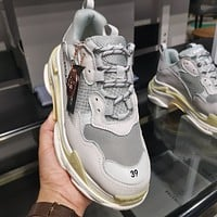 Balenciaga  Woman's Men's 2020 New Fashion Casual Shoes Sneaker Sport Running Shoes