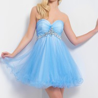 Homecoming dresses by Blush Prom Homecoming Style 9418