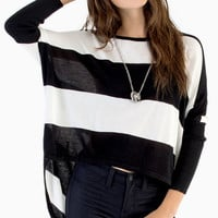 Bar It All Sweater $37