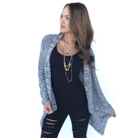 Story Time Knit Cardigan Sweater