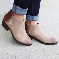 Union Bootie By BC Footwear