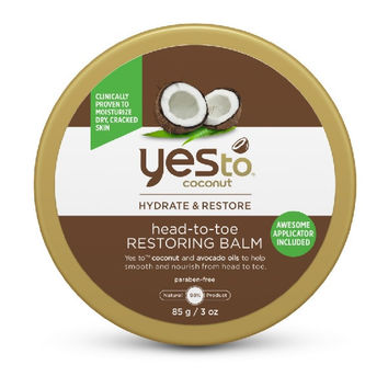 Yes To Coconuts Restoring Body Balm -1x3 OZ-