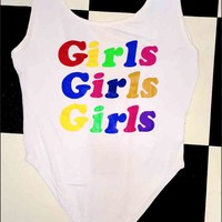 SWEET LORD O'MIGHTY! GIRLS BODYSUIT