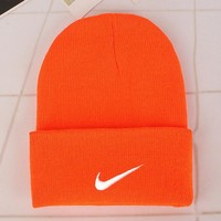 Nike Fashion Edgy Winter Beanies Knit Hat Cap-11