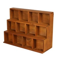 9 Lattice Storage Cabinet Storage Box Table Decoration