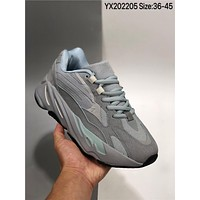 Adidas West Yeezy 700 cheap Men's and women's adidas shoes