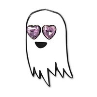 Happy Ghost In Love Pin