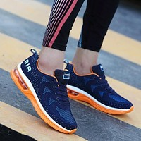 Men's MAX-AIR 90 Outdoor Breathable Cushion Sports Active Shoes