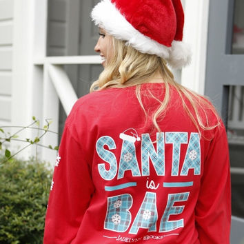 Santa Is BAE - Long Sleeve