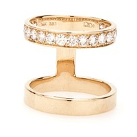 Campbell 'Double Stack' ring