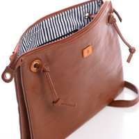 By My Side Purse, Brown