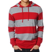Empyre Snap Attack Red Pullover Hooded Shirt at Zumiez : PDP