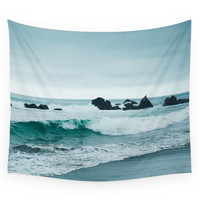 Society6 Pacific Ocean Wall Tapestry