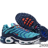 Hcxx 19July 1228 Nike Air Max Plus Hyper Jade AV7940-300 Retro Sports Flyknit Running Shoes