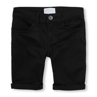 Girls Solid Woven Skimmer Short | The Children's Place