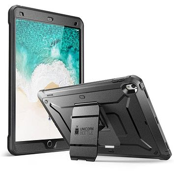 SUPCASE For iPad Air 3 10.5, For ipad Pro 10.5 Case 2017 UB PRO Heavy Duty Full-body Rugged Case with Built-in Screen Protector