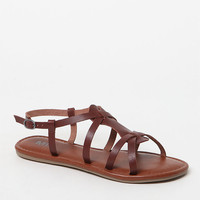Mia Multi Strap Sandals at PacSun.com