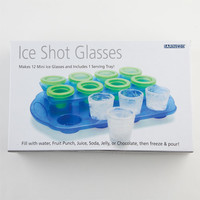 Barbuzzo Ice Shot Glasses Multi One Size For Men 23832895701