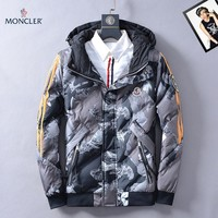Boys & Men Moncler Fashion Casual Cardigan Jacket Coat