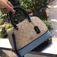 COACH bag Clutch Messenger Bag