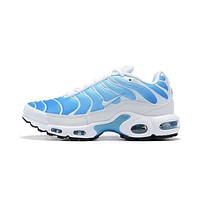 Nike Air Max Plus white light blue 40-46