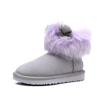 Women's UGG snow boots Booties DHL _1686248855-467