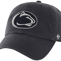 NCAA Penn State Nittany Lions '47 Clean Up Adjustable Hat, Navy, One Size