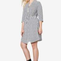 Lexi Zip Placket Dress