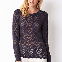 Sweet Lace Top