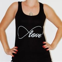 LOVE - Tank Tops - Women's - An Online Clothing Store For All Your Casual Clothing, Stylish Wear, And Trendy Clothes