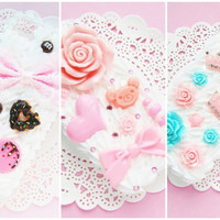CUSTOM MADE  Sweet and Simple Whipped Cream by JoliePetiteDecoden