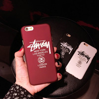 Cool Letter Printed Case for iPhone