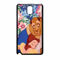 Beauty And The Beast Floral Vintage Samsung Galaxy Note 3 Case