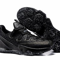 HCXX Nike Men's Low Lebron 13 Basketball Shoes Black 40-46
