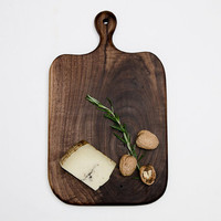 Cutting Board / Serving Platter – Large Walnut