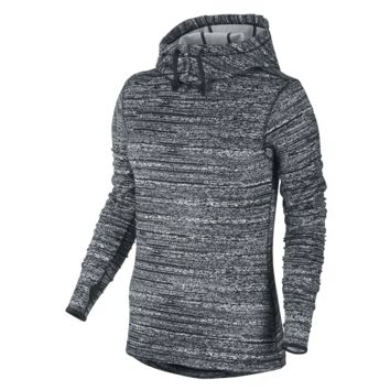 Nike Pro Warm Static Pullover Women's Training Hoodie