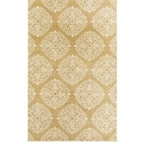 Chapman Medallion Gold Area Rug